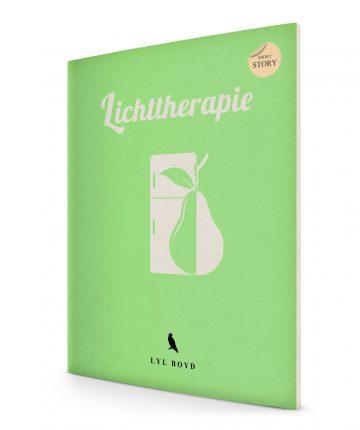 Lichttherapie Cover stehend