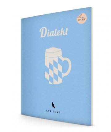 Dialekt Cover stehend