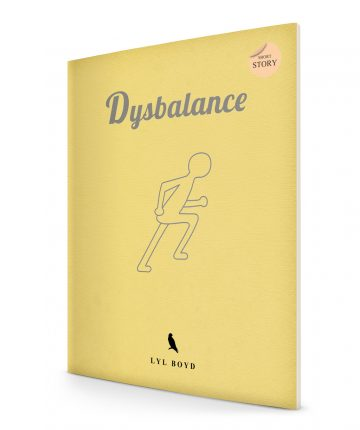 Dysbalance Cover stehend