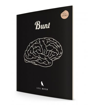 Bunt Cover stehend